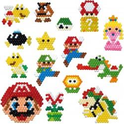 Aquabeads Creation Cubes - Super Mario (4ct) (31774) RRP £29.99 Bricks & Mortar ONLY