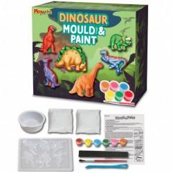 Dinosaur Mould & Paint (12ct) RRP £5.99