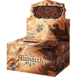 Flesh & Blood Monarch Boosters (24ct) RRP £3.99 - June 2021