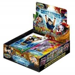 Dragon Ball Z UW05 Cross Spirits Boosters (24ct) RRP £3.99