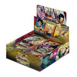 Dragon Ball Unison Warrior Series Supreme Rivalry Boosters (24ct) RRP £3.99