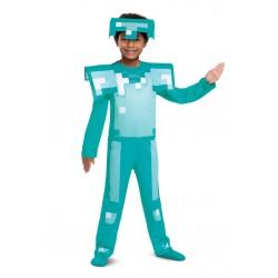 Minecraft Armor Fancy Dress (Age 7-8) (6ct) RRP £24.99