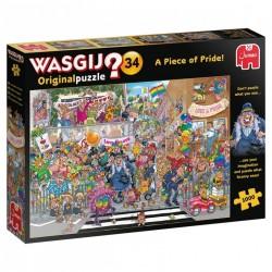 WASGIJ Original 34 Jigsaw - A Piece Of Pride RRP £12.99
