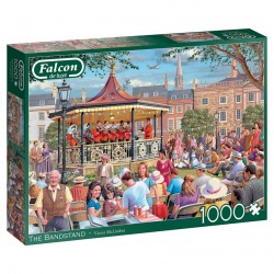 The Bandstand Jigsaw RRP £12.99