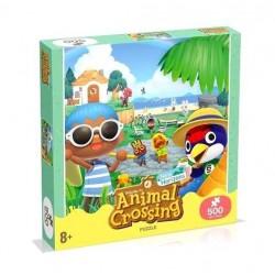 Animal Crossing 500 Piece Puzzle RRP £9.99