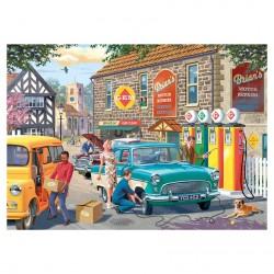The Petrol Station Jigsaw RRP £12.99