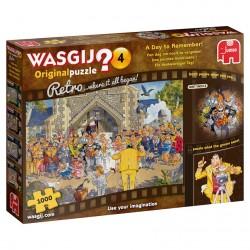 WASGIJ Retro Original 4 Jigsaw - A Day To Remember RRP £12.99