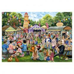 Sausage & Cider Festival Jigsaw RRP £12.99