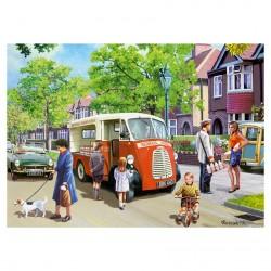 The Milkman Jigsaw RRP £12.99