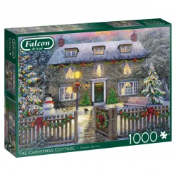 The Christmas Cottage Jigsaw RRP £12.99