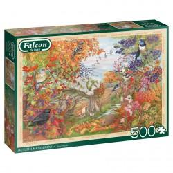 Autumn Hedgerow Jigsaw (500Piece) RRP £7.99