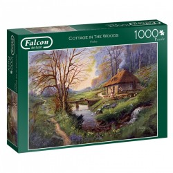 Cottage in the Woods Jigsaw RRP £12.99