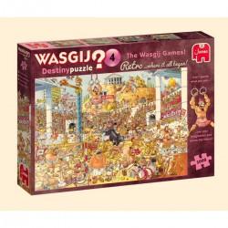 WASGIJ Retro Destiny 4 Jigsaw - The Wasgij Games RRP £12.99