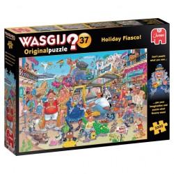 WASGIJ Original 37 - Holiday Fiasco! RRP £12.99