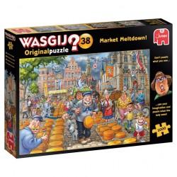 WASGIJ Original 38- Market Meltdown! RRP £12.99