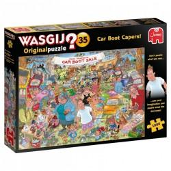 WASGIJ Original 35 Jigsaw - Car Boot Capers RRP £12.99