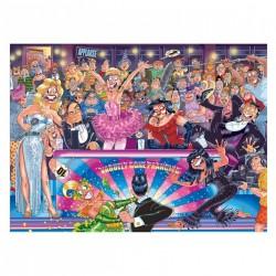 WASGIJ Original 30 Jigsaw - Strictly Cant Dance RRP £12.99