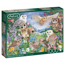 Owls in the Wood Jigsaw RRP £12.99
