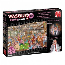 WASGIJ Destiny Jigsaw - The Puzzlers Arms RRP £12.99