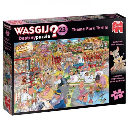WASGIJ Destiny 23 - Theme Park Thrills RRP £12.99