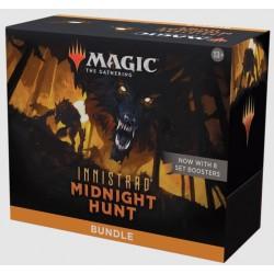 Magic The Gathering Innistrad Midnight Hunt Bundles RRP £40.99 - September