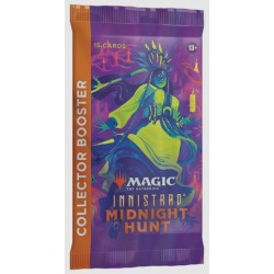 Magic the Gathering Innistrad Midnight Hunt Collectors Boosters RRP £24.99 - September