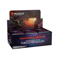 Magic The Gathering: Forgotten Realms Draft Boosters (36ct) RRP £4.50 - July 2021