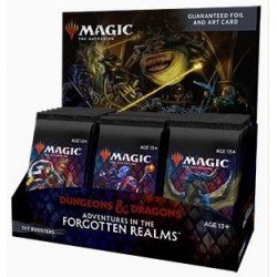 Magic The Gathering: Forgotten Realms Set Boosters (30ct) RRP £4.95 - July 2021