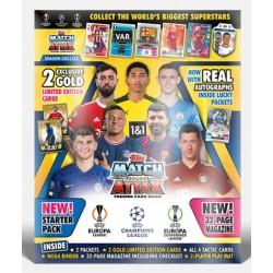 Match Attax 2020/21 Starter Pack RRP £5.99