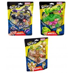 Heroes of Goo Jit Zu - Marvel S3 (8ct) RRP £12.99
