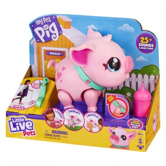 Little Live Pets - My Pet Pig Piggly (2ct) RRP £24.99