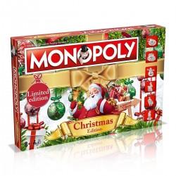 Christmas Monopoly RRP £29.99