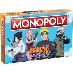 Naruto Monopoly RRP £29.99