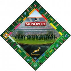 Springboks Monopoly RRP £29.99