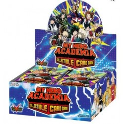 My Hero Academia Boosters (24ct) RRP £4.50