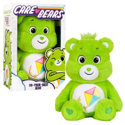 """Care Bears 14"""" Plush - Do Your Best Bear (2ct) RRP £16.99"""
