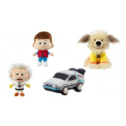 """Back to the Future 12"""" Plush (12ct) RRP £12.99"""