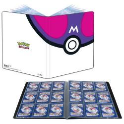Pokemon 9 Pocket Portfolio - Master Ball RRP £11.99