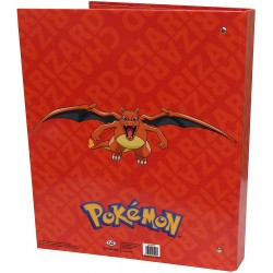 Pokemon Charizard Ring Binder (3ct) RRP £8.99