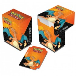 Pokemon Deck Box Charizard RRP £2.99