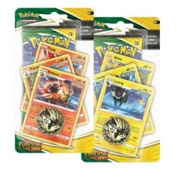 Pokemon Evolving Skies Checklane Blisters (16ct) RRP £6.99 Release date 27th August 2021 SOLD OUT TO PRE-ORDER