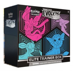 Pokemon Evolving Skies Elite Trainer Box RRP £42.50 Release date 27th August 2021 SOLD OUT TO PRE-ORDER