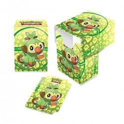 Pokemon Deck Box Grookey RRP £2.99