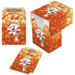 Pokemon Deck Box Scorbunny RRP £2.99