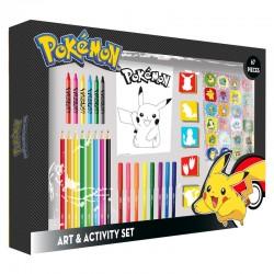 Pokemon Jumbo Art Set RRP £19.99