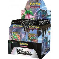 Pokemon Rayquaza/ Noivern V Battle Decks (8ct) RRP £15.99 - October