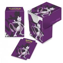 Pokemon Deck Box Mewtwo RRP £2.99