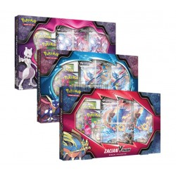 Pokemon Mewtwo, Greninja & Zacian V Union Box (6ct) RRP £32.50 - SOLD OUT TO PRE ORDER