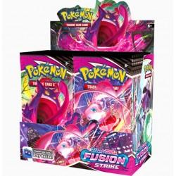 Pokemon SWSH8 Fusion Strike Boosters (36ct) RRP £3.99 - November