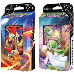 Pokemon Victini & Gardevoir V Battle Decks (8ct) RRP £15.99